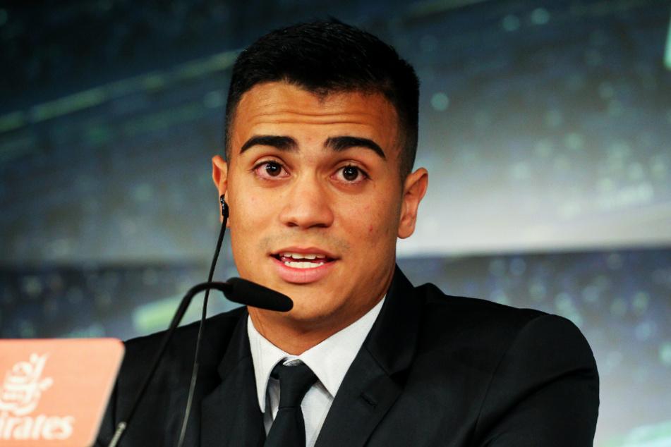 Real-Talent Reinier (18) soll bereits auf dem Weg nach Dortmund sein.