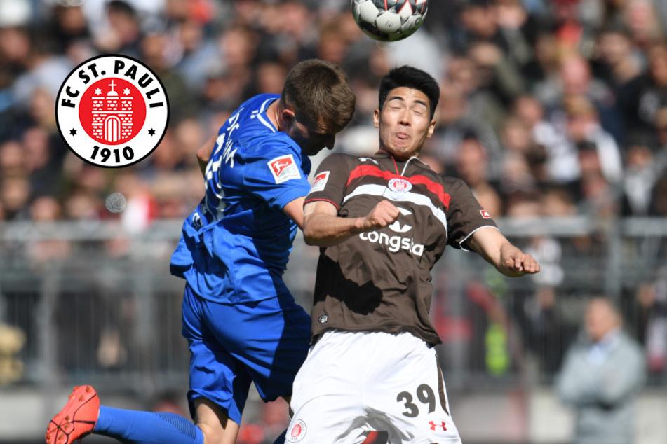 FC St. Pauli verleiht Yiyoung Park nach München