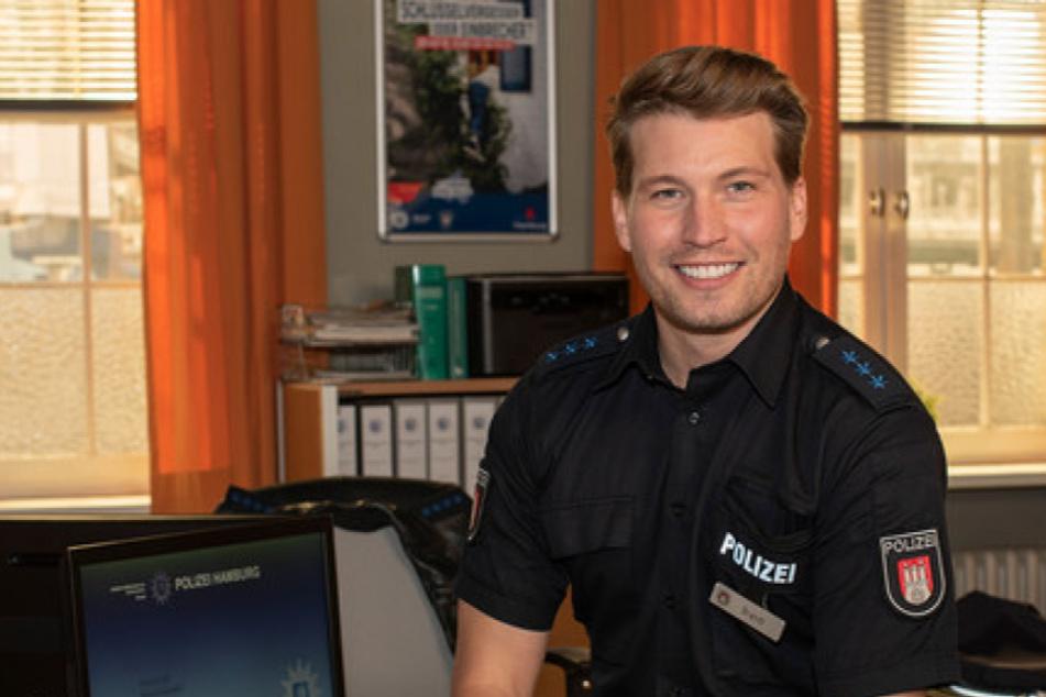 """TV-Hammer! GZSZ-Star Raúl Richter ermittelt bald bei """"Notruf Hafenkante"""""""
