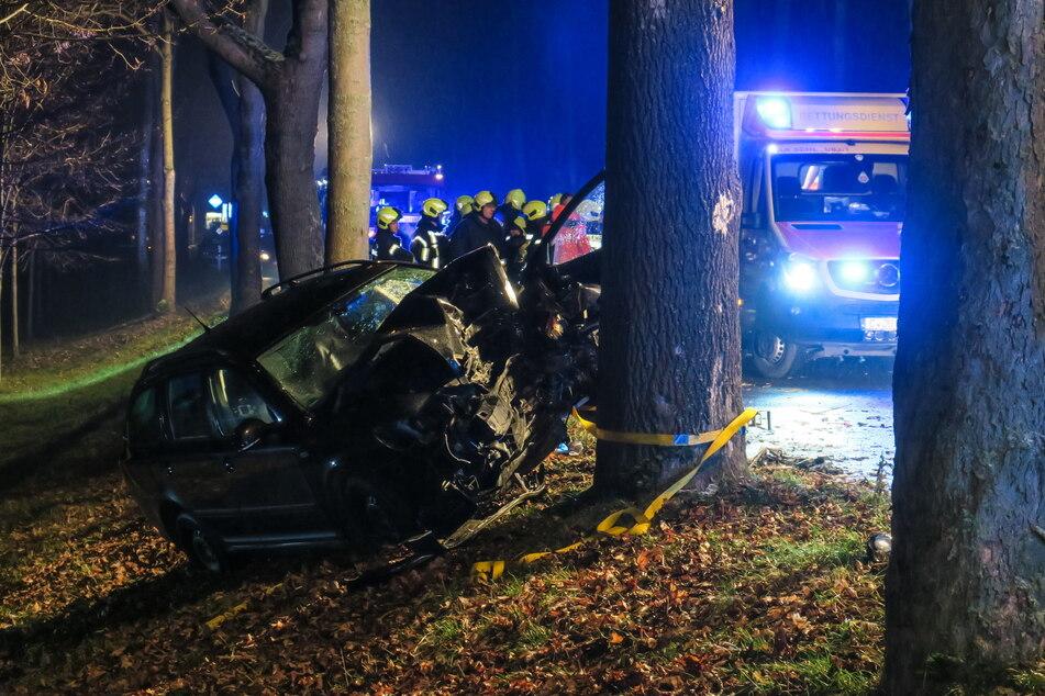 28-Jähriger stirbt nach schwerem Unfall im Erzgebirge