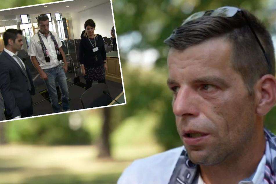 Nach dem Attentat von Halle: Jetzt spricht der Vater des ermordeten Kevin S.
