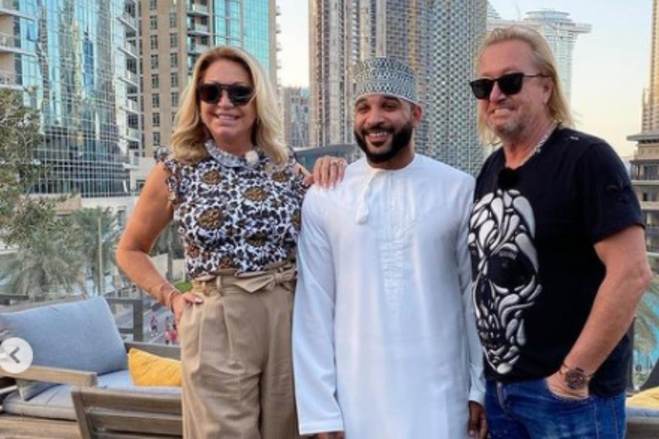 Luxus in Dubai: Wieder Corona-Zoff um die Geissens