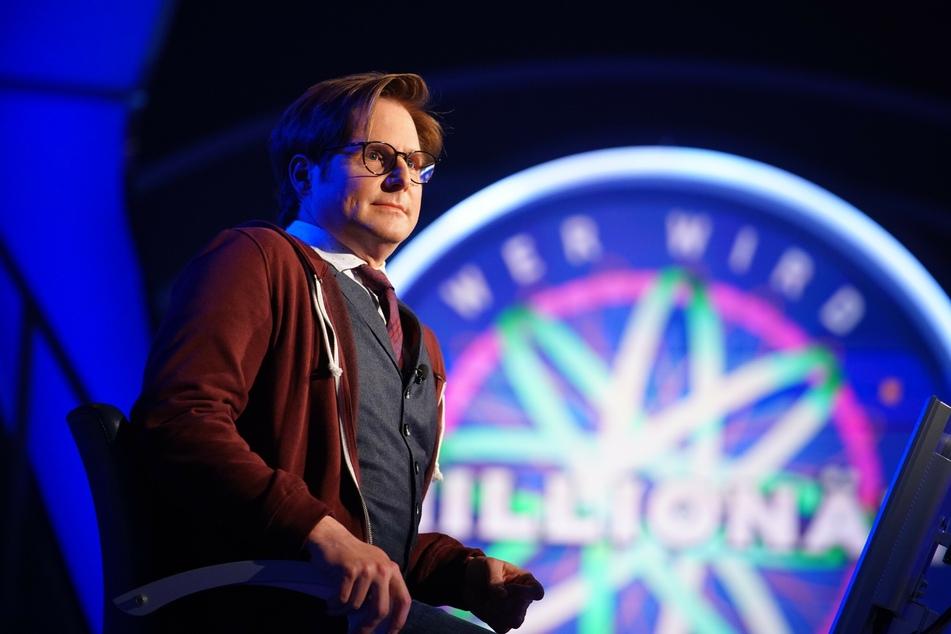 """""""Wer wird Millionär""""-Kandidat Lars Grabowski (44) erinnerte die Zuschauer stark an Harry Potter."""