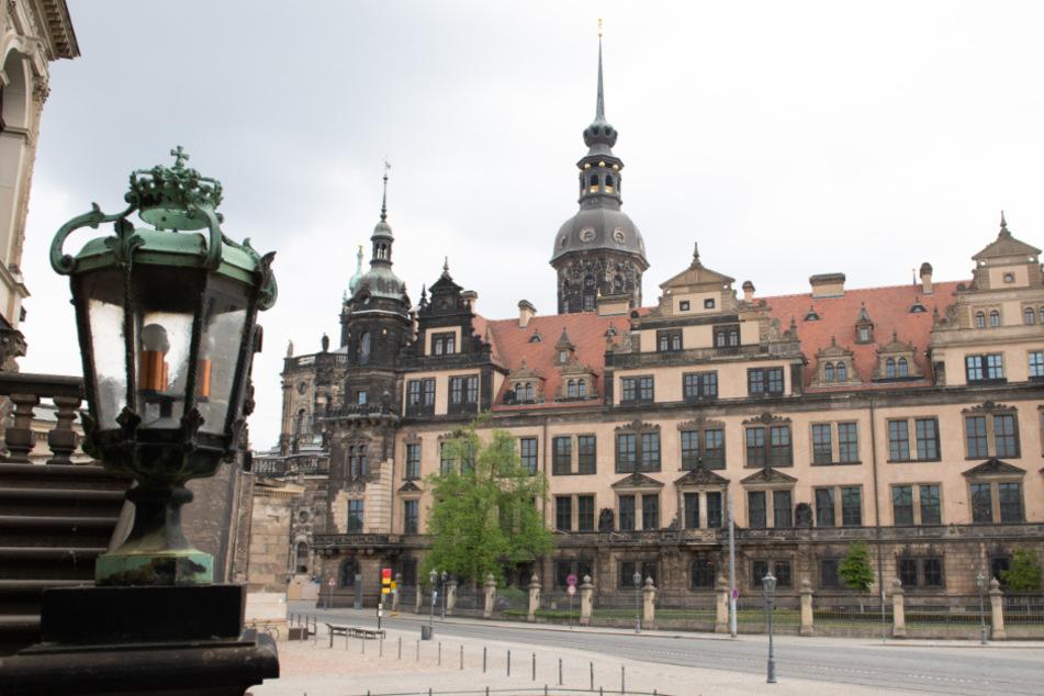 Juwelenraub im Grünen Gewölbe: Einsatzkräfte durchsuchen weitere Wohnung in Berlin