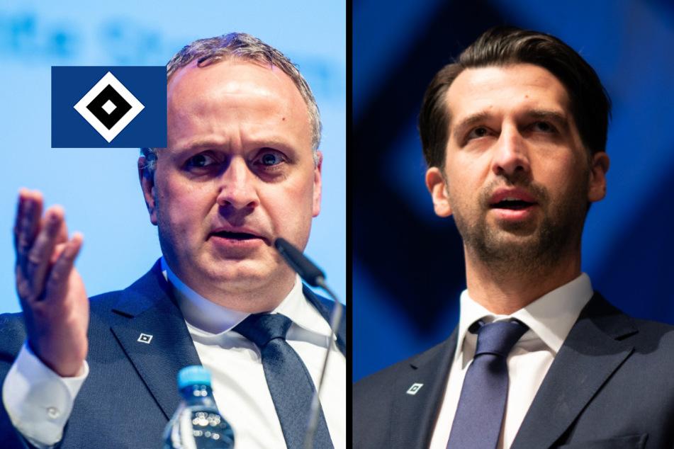 Kampfansage von HSV-Führungsduo: Kommen gestärkt aus der Corona-Krise