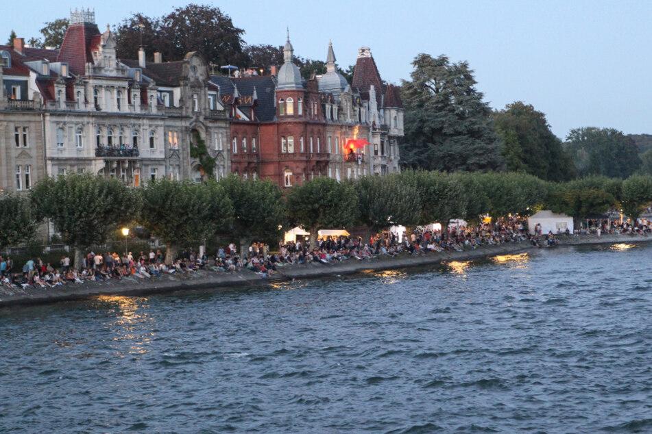 Ufer von Konstanz.