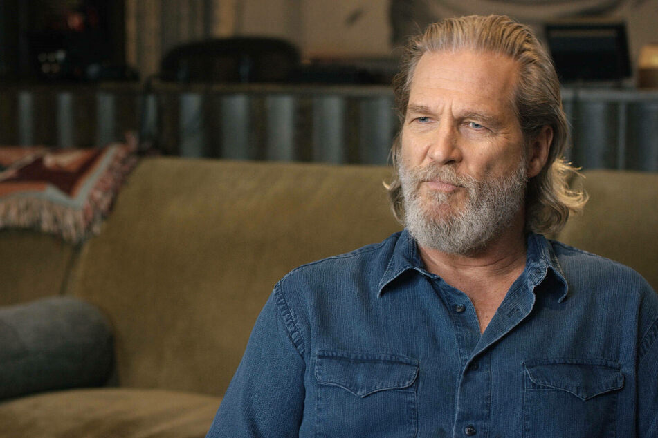 Jeff Bridges has been diagnosed with lymphoma.