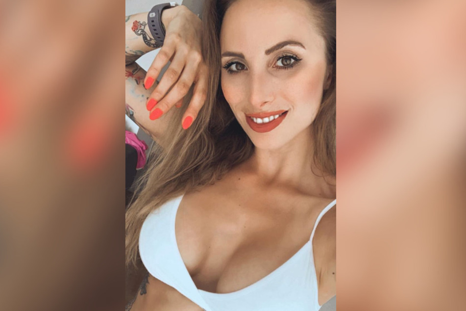 Hanna Secret (24) lässt auf Instagram tief blicken.