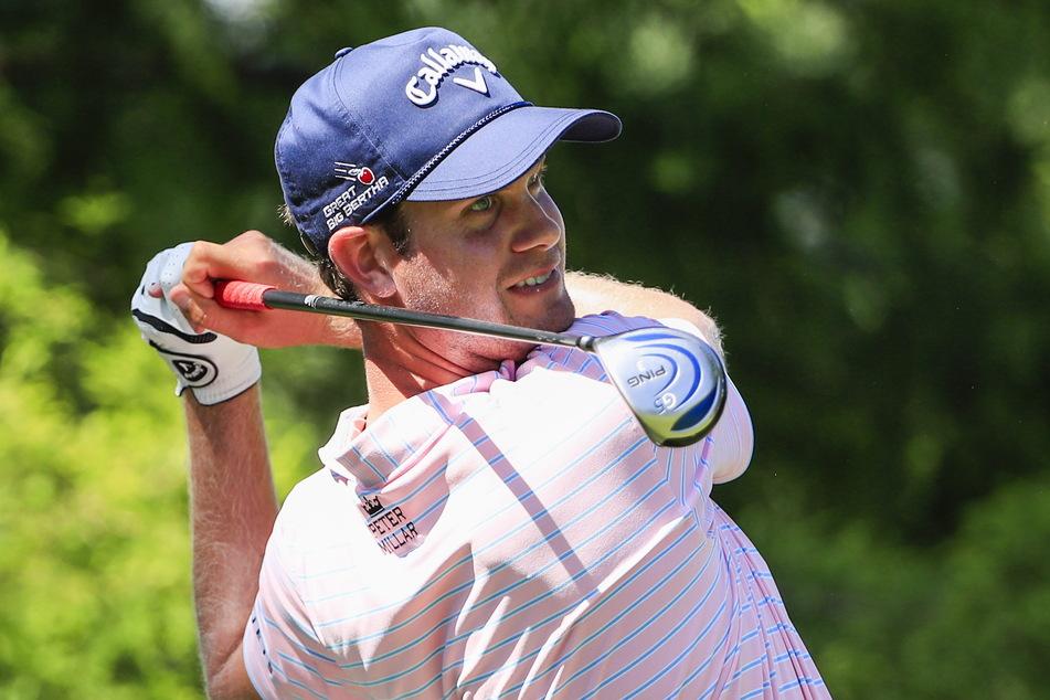 Golfprofi Harris English.
