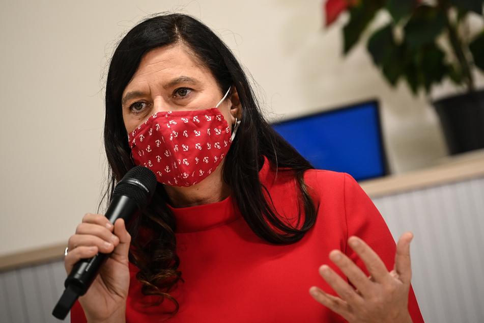 Bildungssenatorin Sandra Scheeres (SPD) hatte am Freitag mitgeteilt, dass das Homeschooling wird.