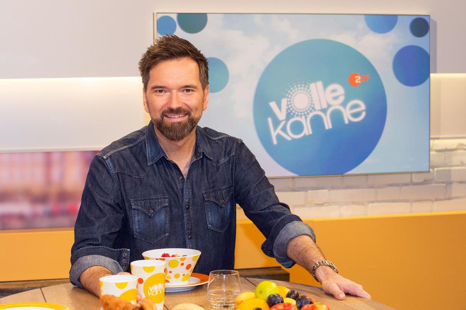 """Ingo Nommsen moderierte von 2000 bis 2020 das ZDF-Magazin """"Volle Kanne""""."""