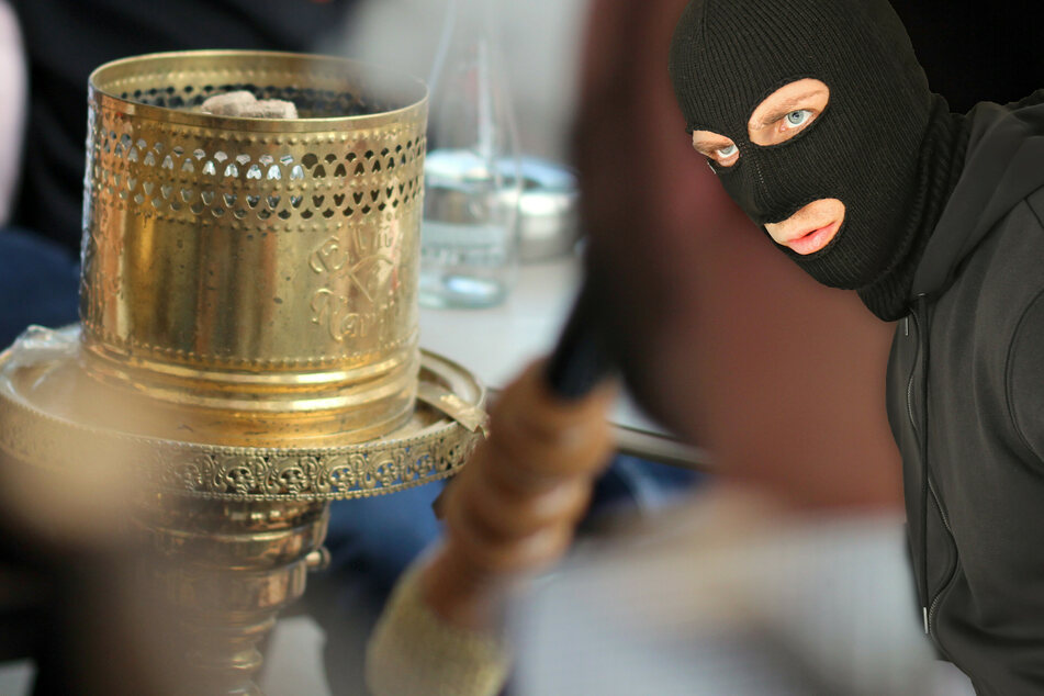 Geplantes Verbrechen oder Irrtum? Shisha-Bar-Betreiber alarmiert Polizei wegen Mann mit Sturmmaske