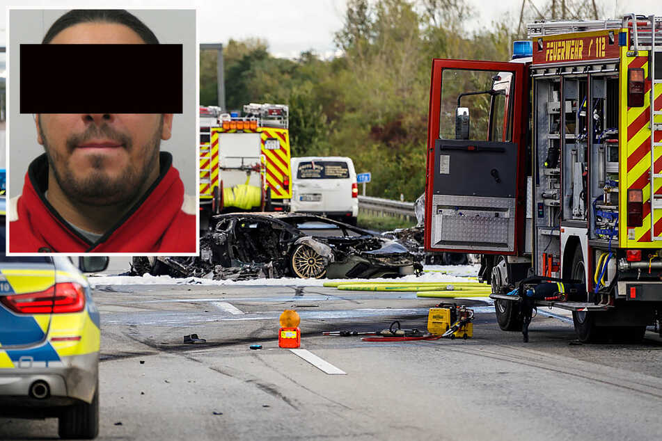 Unfall A66: Illegales Autorennen auf A66: Polizei fasst dritten Todesraser
