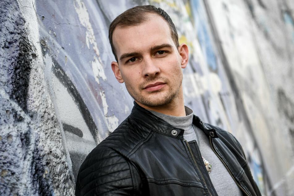 Eric Stehfest (32) ist Vater eines Sohnes und einer Tochter.