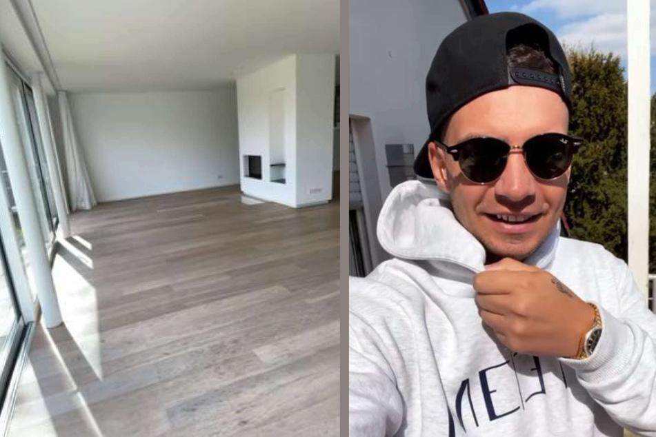 Pietro Lombardi (28) ist seit Oktober 2020 Hausbesitzer. Bei Instagram verriet er am Donnerstag weitere Details zur Inneneinrichtung seines Luxus-Domizils.