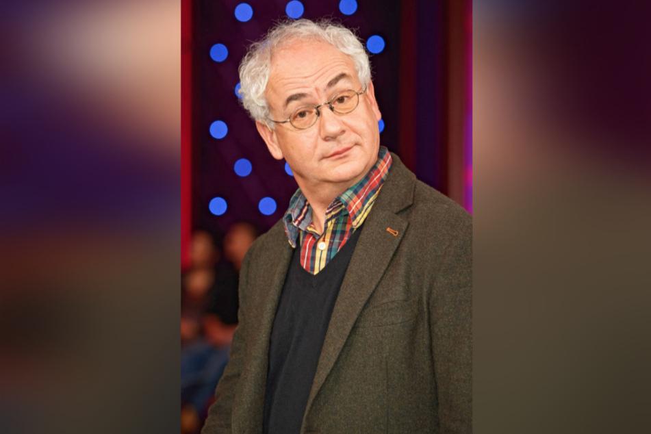 Kabarettist Tom Pauls (60) verlegt sich in der auftrittsfreien Zeit aus Lesen.