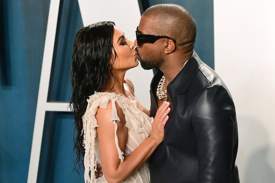 Kim Kardashian (40) und ihr Noch-Mann, Kanye West (44). (Archivbild)