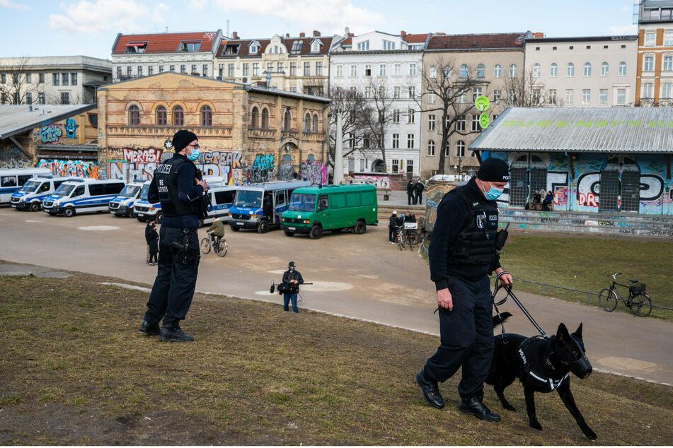 Brennpunkt Görlitzer Park: Dealer-Szene in Berlins Drogen-Hotspot umfasst gut 260 Personen