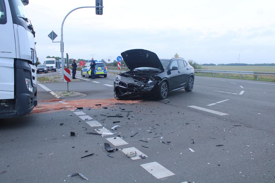 War ein Ampelausfall Schuld an dem Unfall?