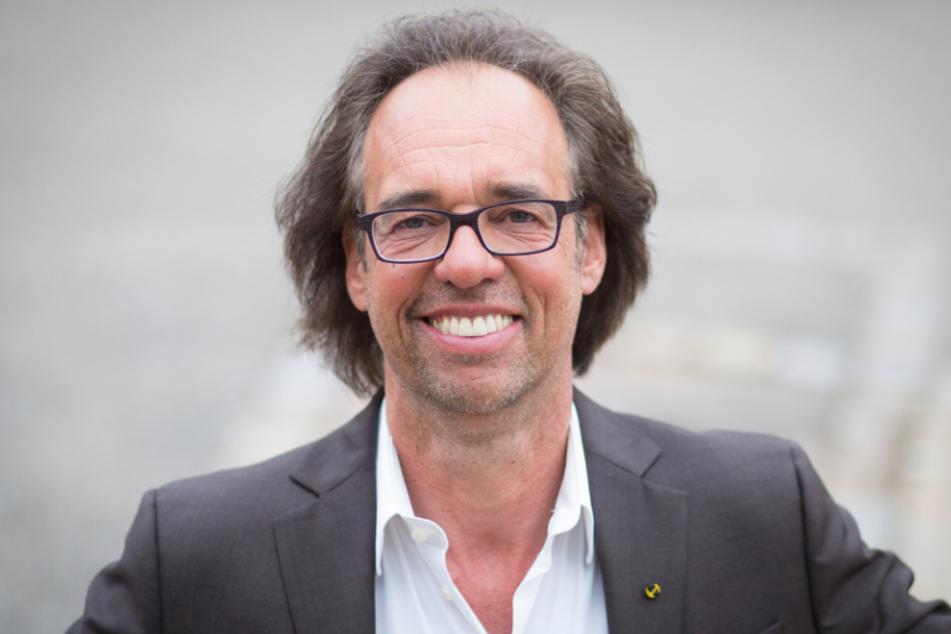 Kabarettist: Christoph Sonntag.