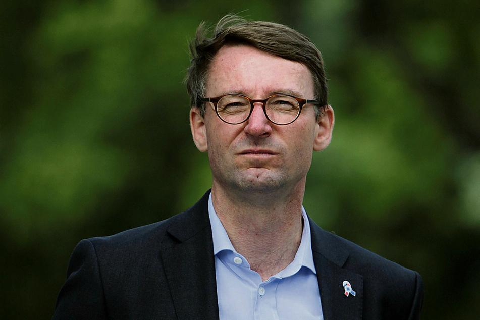 Ging mit einem Erlass dazwischen: Innenminister Roland Wöller (50, CDU).