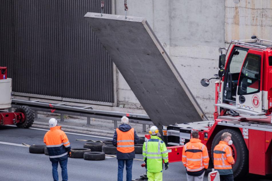 """Nach tödlichem Betonplatten-Unfall: Behördenfehler """"mitursächlich"""""""