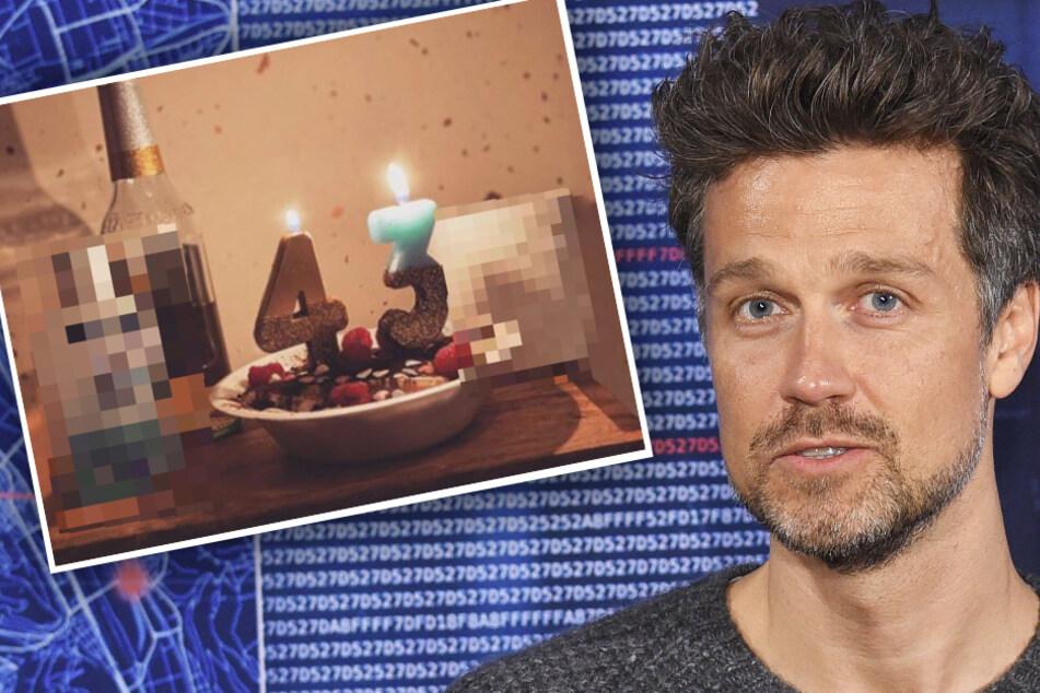 """Wayne Carpendale feiert Geburtstag: Kleine """"Corona-Party"""" mit Luxus-Gegenständen"""