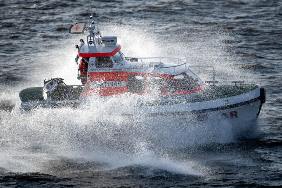 SOS in der Nordsee! Yacht mit sieben Seglern sinkt in der Nacht