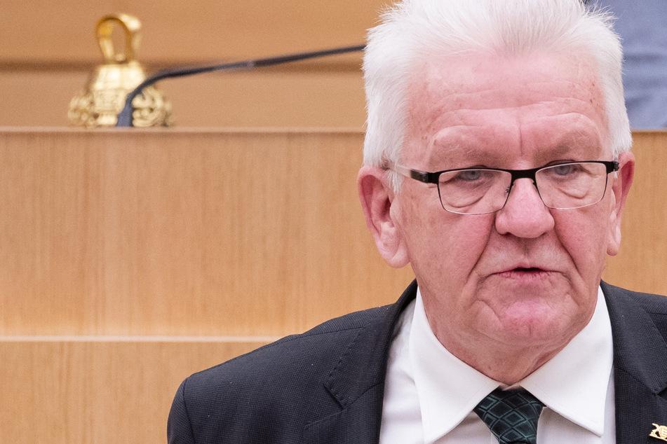 FDP spekuliert: Will Winfried Kretschmann neuer Bundespräsident werden?