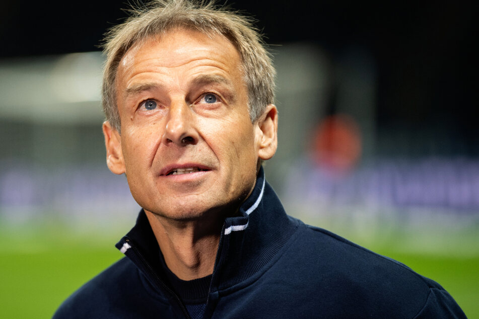 Jürgen Klinsmann (56) trauert: Seine Mutter Martha ist im Alter von 82 Jahren gestorben. Er kam aus den USA zur Beerdigung.