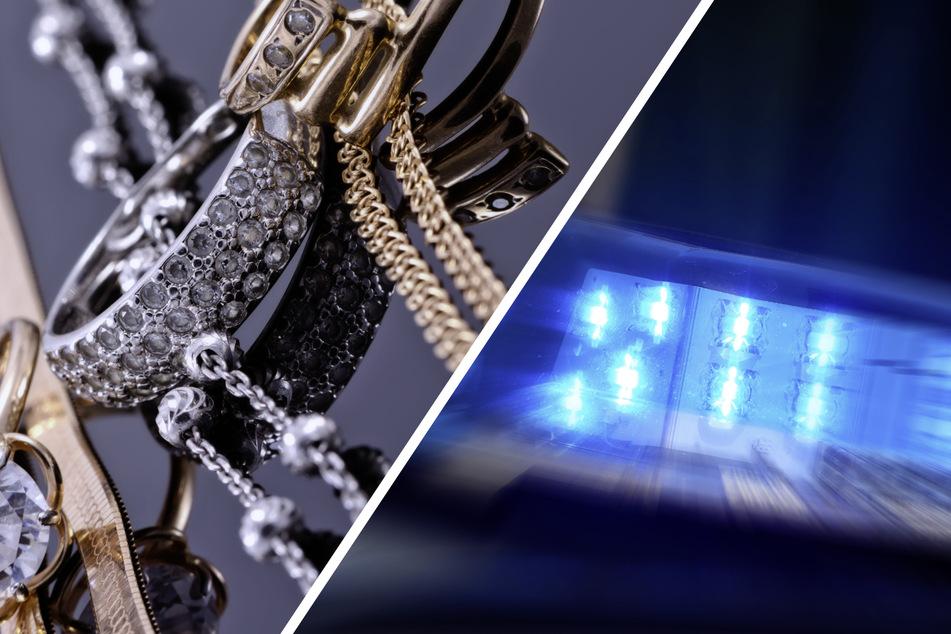 Köln: Perlen, Gold und Uhren: Einbrecher klauen wertvolle Gegenstände aus Kölner Villa