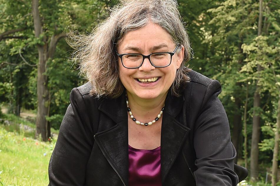 Umweltbürgermeisterin Eva Jähnigen (55, Grüne) kann sich zwar über einige Maßnahmen freuen. Doch gerade bei CO2 hat Dresden noch viel vor sich.