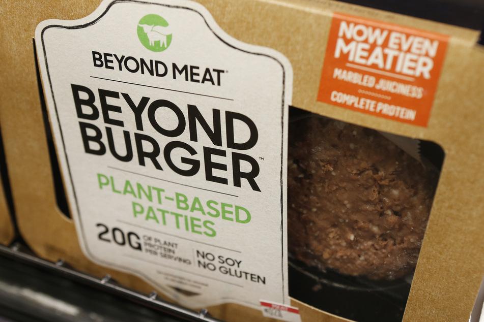 """Die Patties von """"Beyond Meat"""" hatten im Test mehr Fett als Fleisch und genauso viel gesättigte Fettsäuren."""