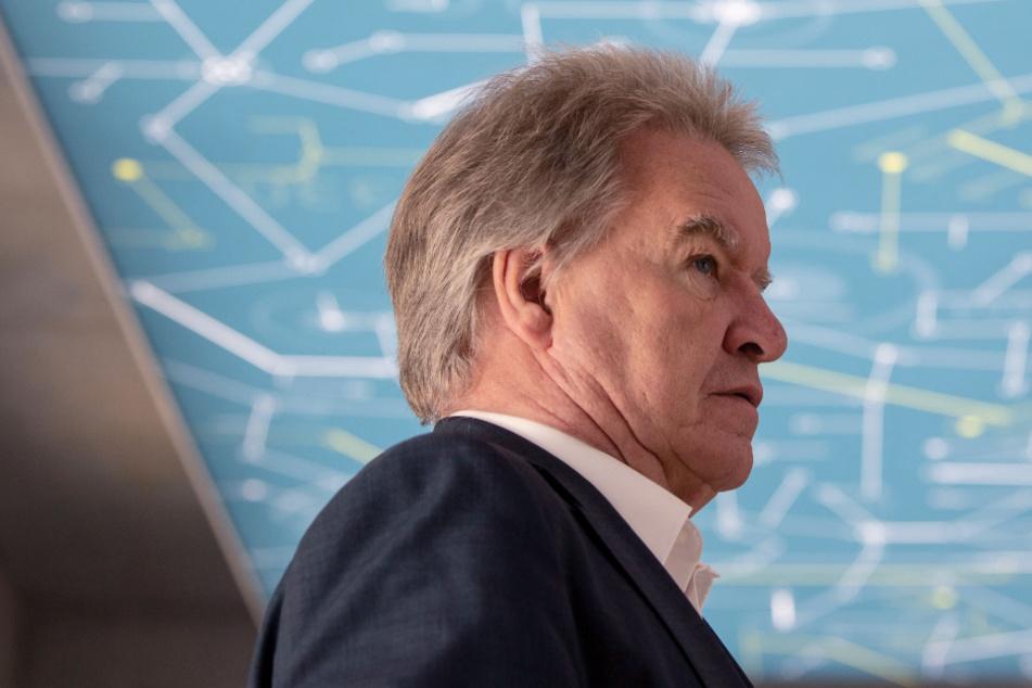Umweltminister Baden-Württembergs: Franz Untersteller (Grüne).