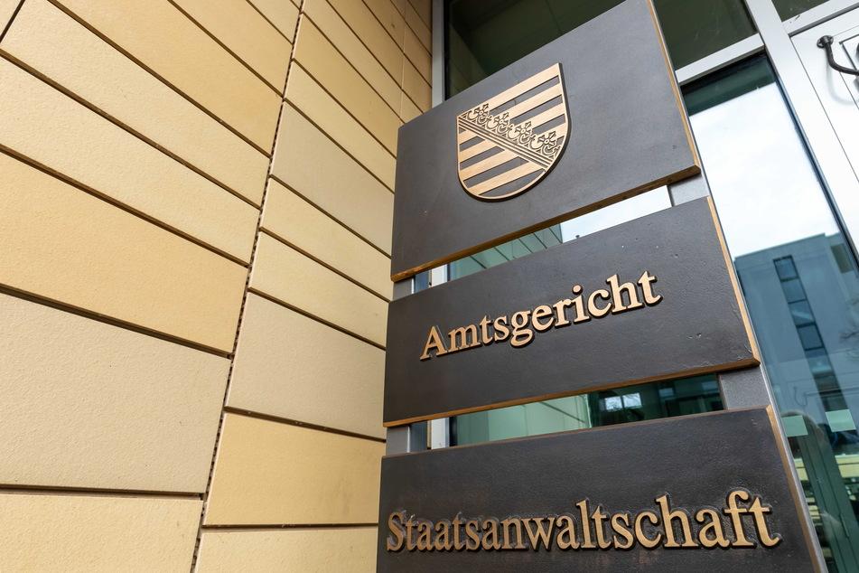 Die Angeklagte war mal wieder nicht im Amtsgericht Chemnitz erschienen.