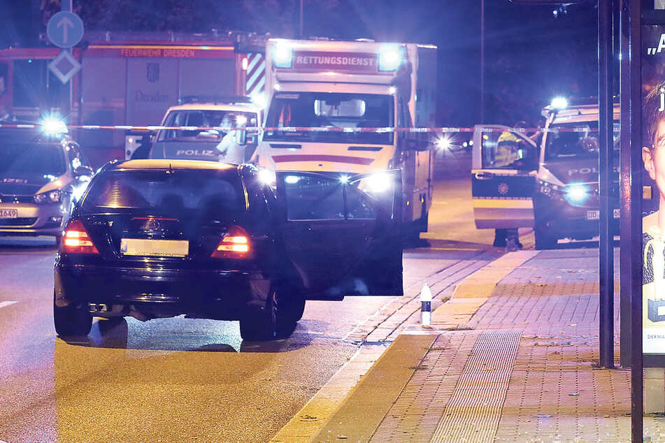 """Bei der Haltestelle """"Schweizer Straße"""" fuhr ein Syrer den kleinen Jungen tot."""