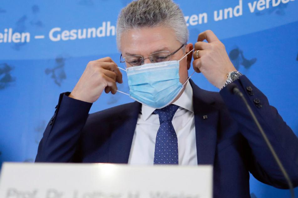 """RKI-Chef Wieler: Zustand der Gesundheitsämter """"ernst und besorgniserregend"""""""