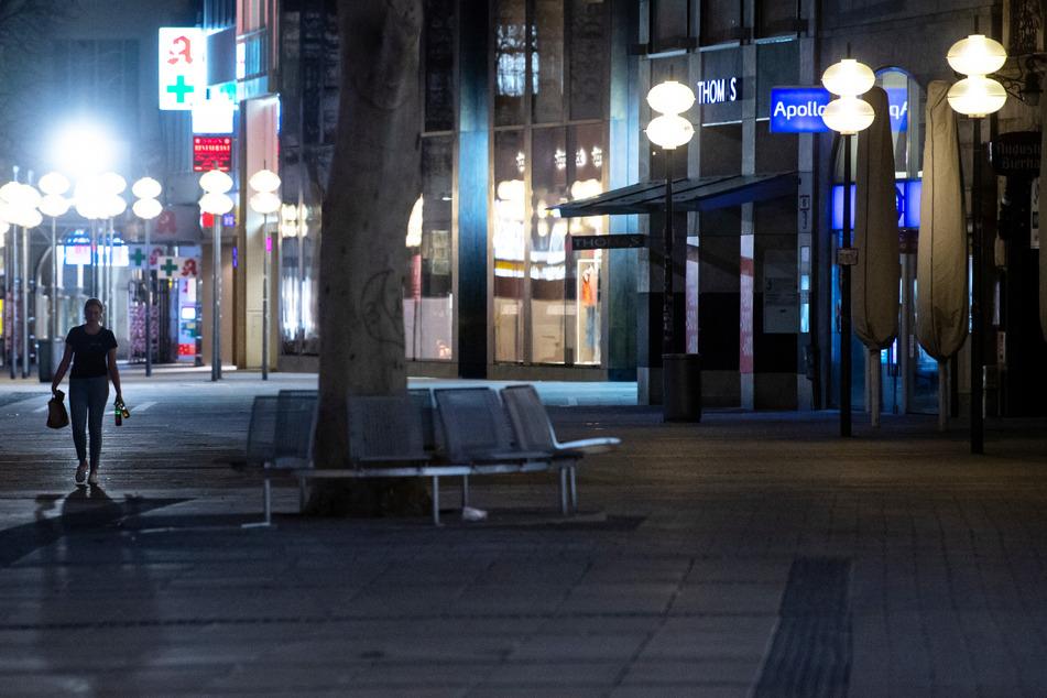 Die Freinacht ist in Bayern heuer vergleichsweise gesittet verlaufen.