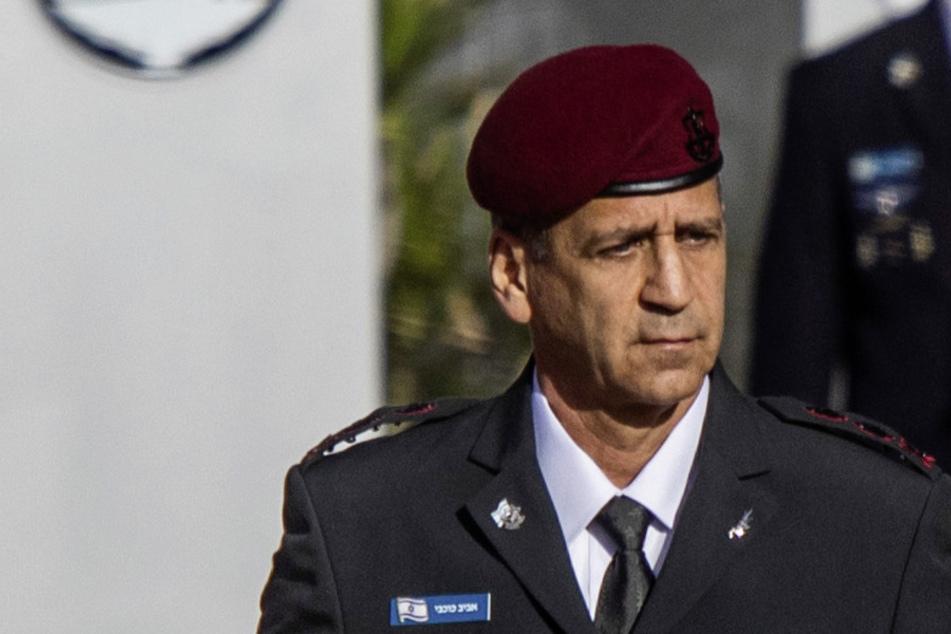 Generalstabschef Aviv Kochavi (56). (Archivbild)