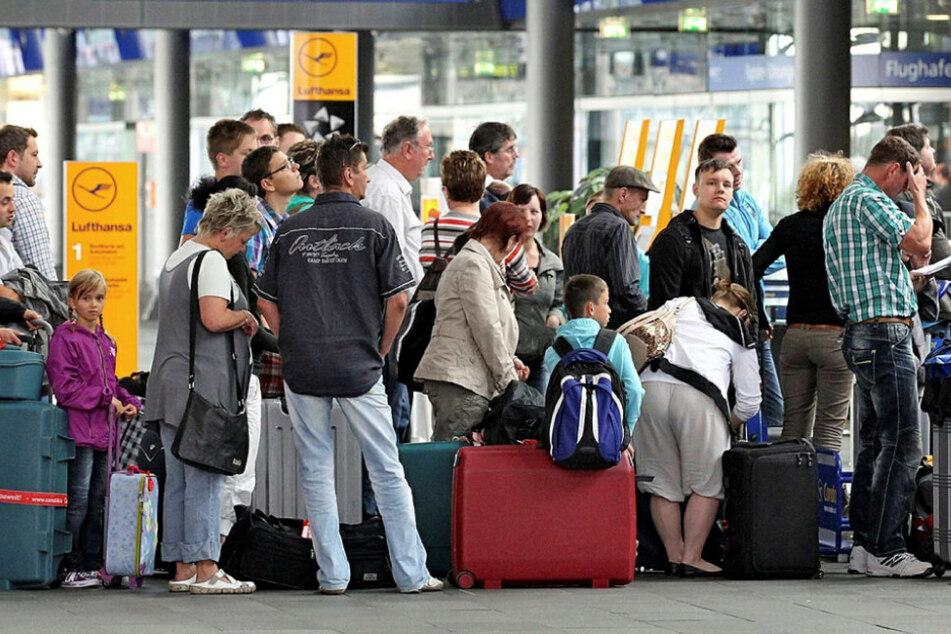Noch über 100.000 Deutsche im Ausland: Rückholflüge auch über Leipzig