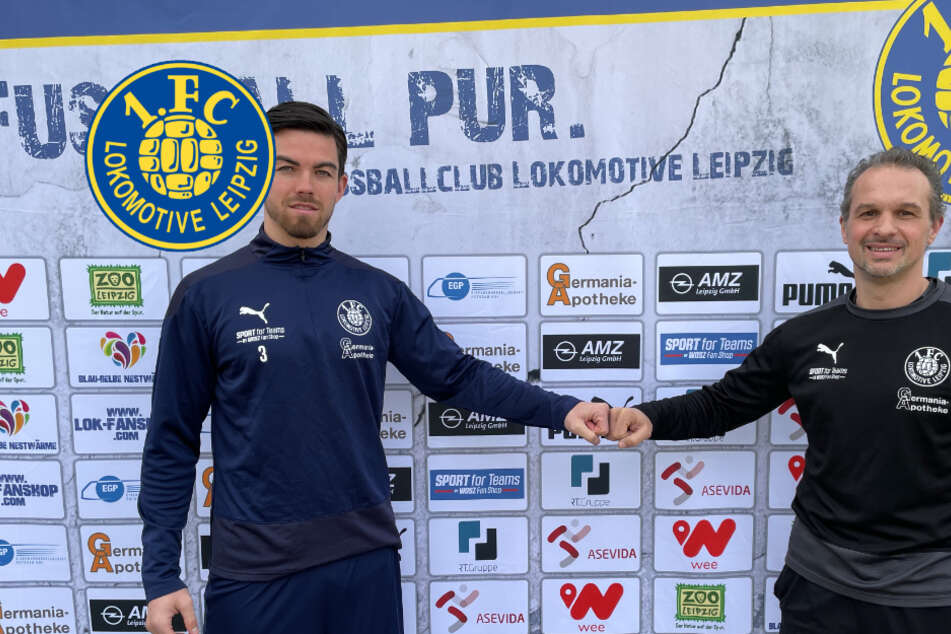 """Bock auf Lok"": Abwehr-Ass Mike Eglseder verlängert bei Lok Leipzig"