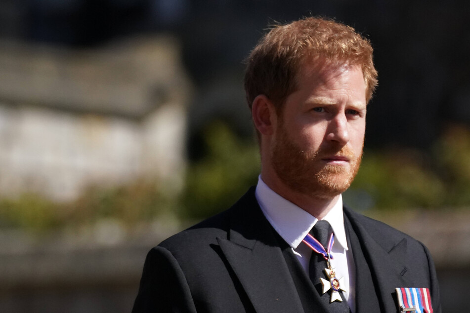 Prince Harry remained in England after the funeral – will there finally be a reconciliation?