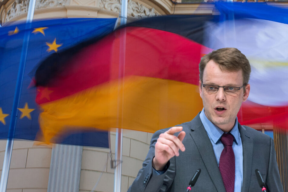 AfD fordert tägliche Beflaggung von Landtag