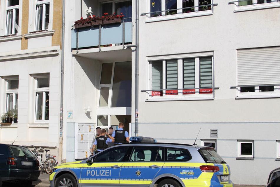 Nach Leichenfund in der Südvorstadt: Staatsanwaltschaft ermittelt wegen Tötungsdelikt