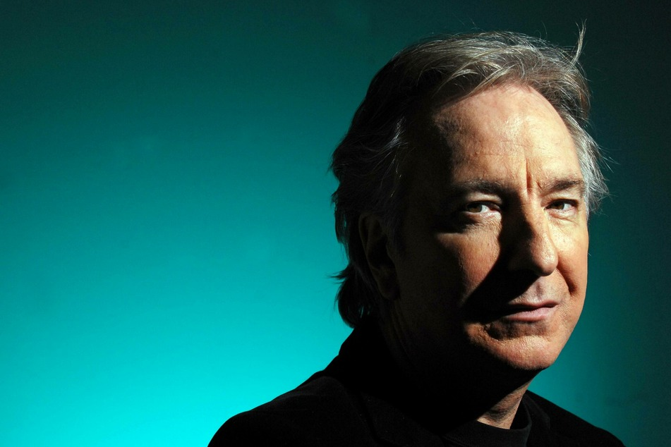 Alan Rickman (✝69) always intended to publish his diaries.