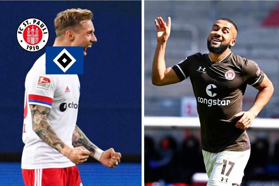 Der FC St. Pauli und der HSV im Head-to-Head-Vergleich: Wer hat die Nase vorne?