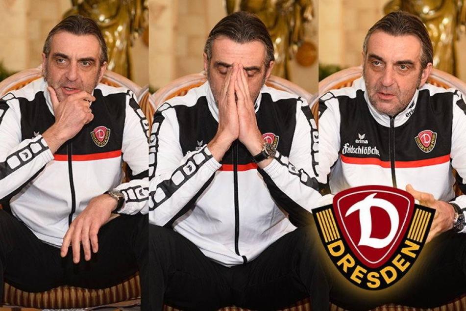 """Dynamos Minge macht """"den Sammer""""!"""