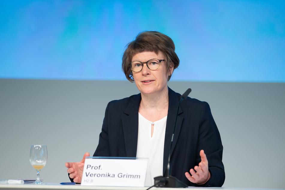 Die Professorin für Volkswirtschaft, Veronika Grimm, hat vor der Gefahr von sozialen Spaltungen in der Corona-Krise gewarnt.