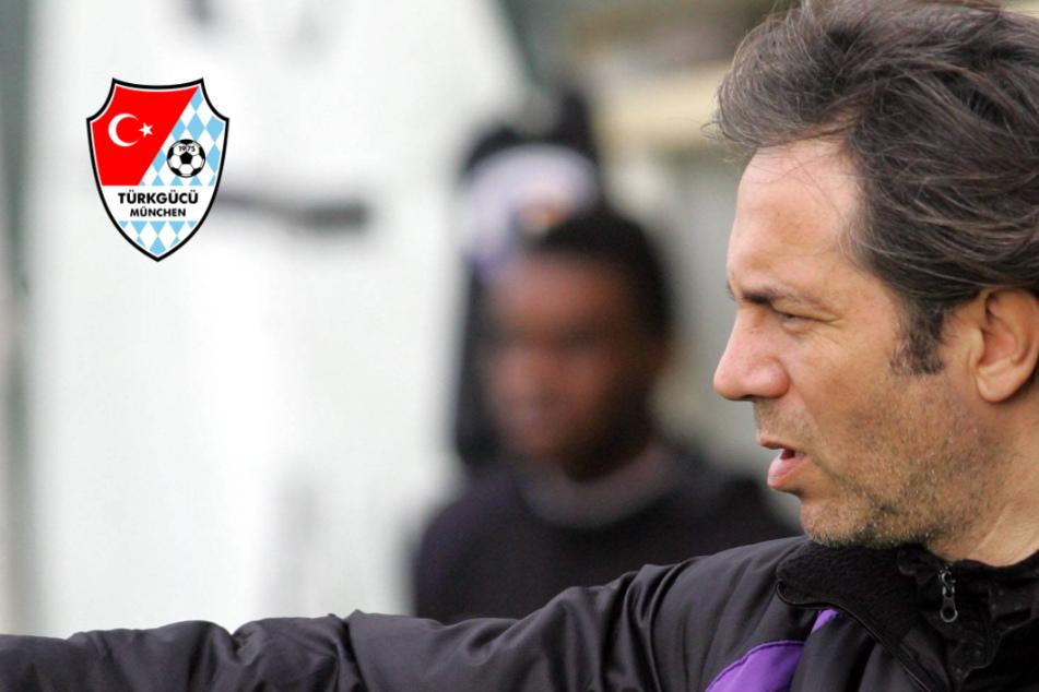 Neuer Türkgücü-Trainer steht fest! Serdar Dayat hat an der Seitenlinie nun das Sagen