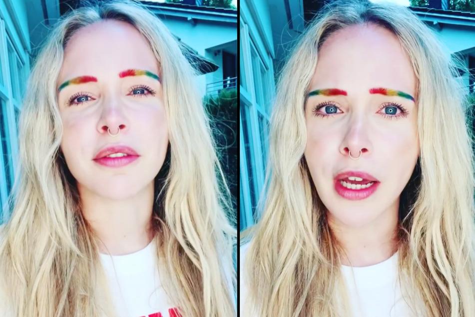 Ex-GNTM-Model Theresia Fischer (29) nennt die wahren Gründe für ihre Instagram-Auszeit.